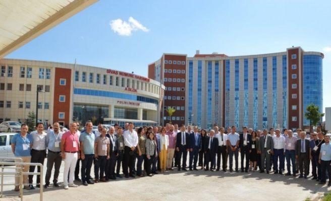 Sağlıkta tasarruf toplantısı Sivas'ta yapıldı