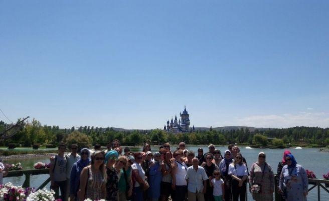 İzmit Belediyesi vatandaşlar Eskişehir'e götürüyor