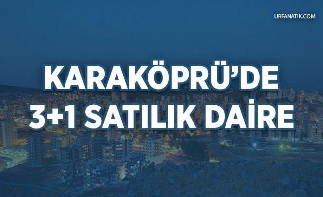 Karaköprü'de 3+1 Daire İcradan Satılık
