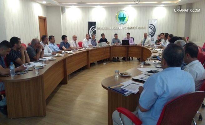 Şanlıurfa Turizm Konseyi Alt Komisyonları Çalışmaya Devam Ediyor
