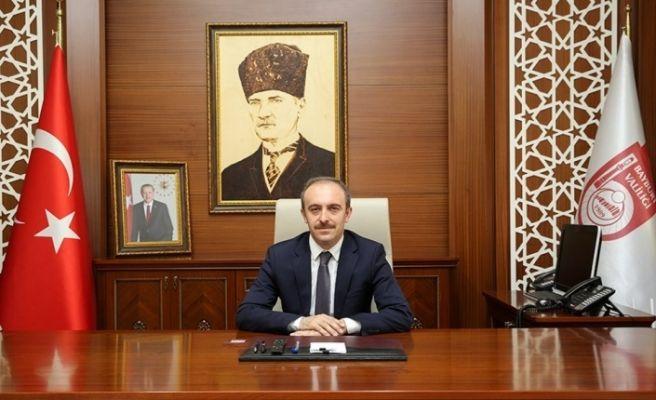 """Bayburt Valisi Cüneyt Epcim: """"Bu kentte Vali olmaktan, bu kentin güzel insanlarına hizmet etmekten gurur duyacağım"""""""