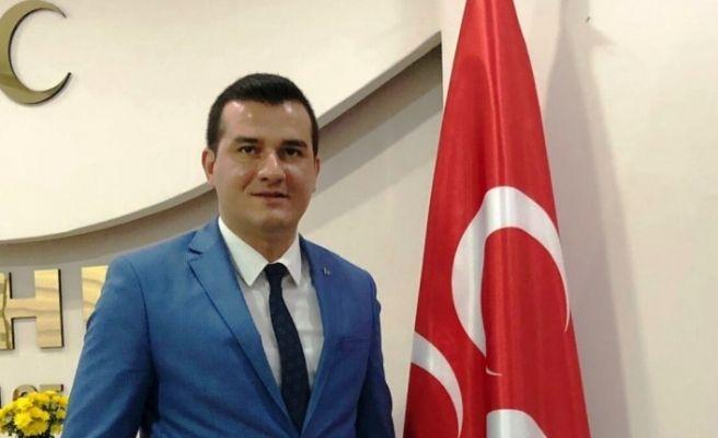 """MHP İl Başkanı Pehlivan; """"O gün, bu gün"""""""