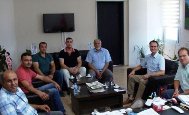 ADÜ Ziraat Fakültesinden Söke Ovası için iş birliği çalışmaları