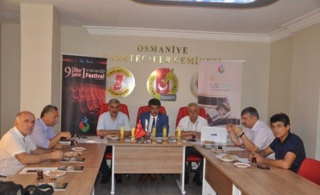Türk Dünyası Belgesel Film Festivali'ne doğru