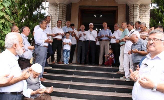 Tosya'dan son hac kafilesi kutsal topraklara uğurlandı