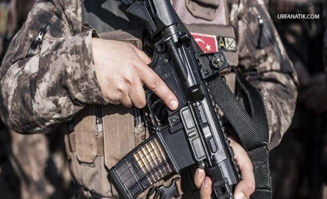 Şanlıurfa'da Terörist Yakalandı