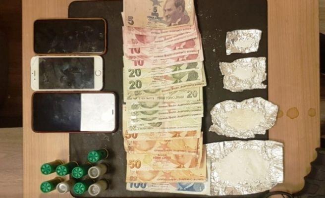 Gaziantep'te uyuşturucu operasyonu: 1 tutuklama
