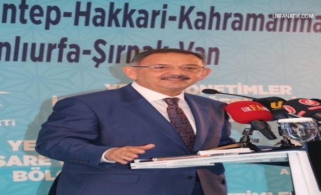 ÖzhasekiŞanlıurfa'dan Kılıçdaroğlu'na Seslendi