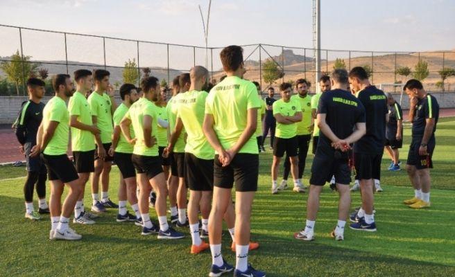 Mardin Büyükşehir Başakspor yeni sezon hazırlıklarına başladı