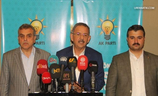 Yerel Yönetimler İstişare Ve Değerlendirme Toplantısı Sona Erdi