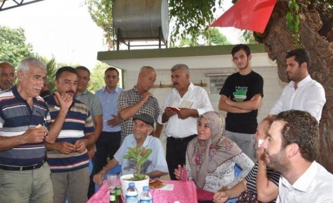 """Ceyhan'da 17 mahallede """"Halk Günü"""""""