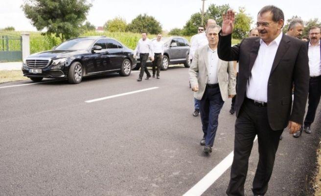 """Başkan Demir: """"Vatandaşlarımız hizmetin en iyisini hak ediyor"""""""