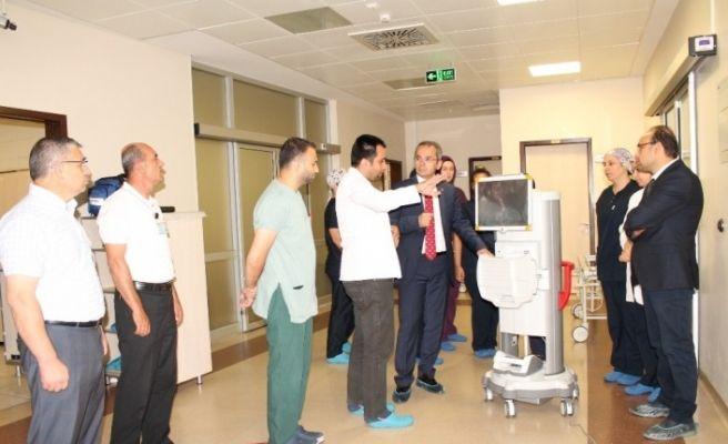 Tosya Devlet Hastanesinde katarakt ameliyatı yapılabilecek