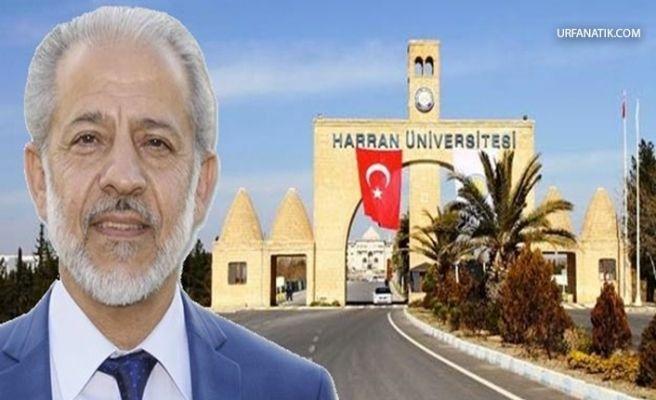 Harran Üniversitesi Rektör'ünden Dikkat Çeken Paylaşım