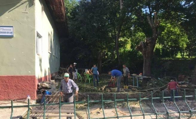Başkan Murat Çakır: Köylerimizde yatırımlar aralıksız devam ediyor