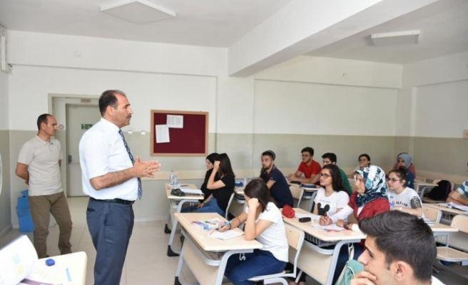 Erzincan'da destekleme ve yetiştirme kursları devam ediyor