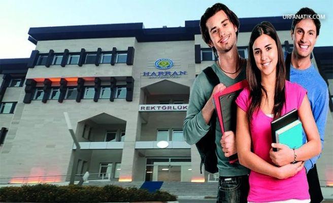 Rektör Çelik'ten Açıklama: Harran Üniversitesi Doldu!