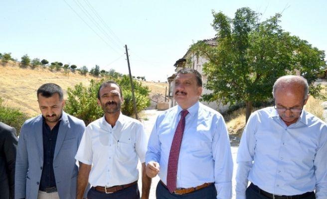 Başkan Gürkan, Akçadağ İlçesini ziyaret etti