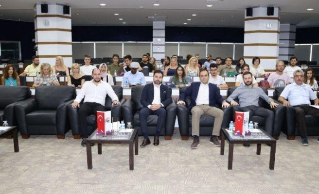 Erasmus Projesi Kapsamında 10 Ülkeden Gelen Gençlik Çalışanları Kayso'yu Ziyaret Etti
