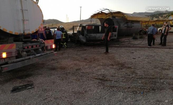 Otoparkta Patlama 1 Ölü 2 Yaralı