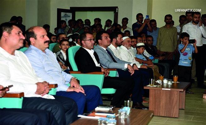 Yaz Kur'an Kursları'nda Kapanış Programı Düzenlendi