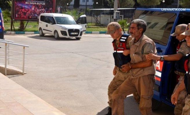 Halfeti'de Eşi Ve Kızını Öldüren Cani Koca Tutuklandı