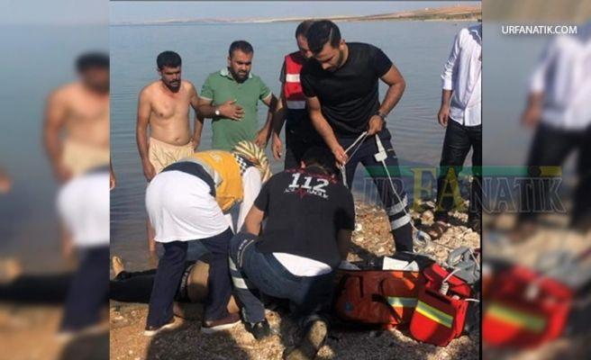 Serinlemek İçin Suya Giren 2 Çocuk Babası Hayatını Kaybetti!