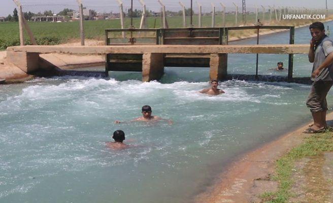 Urfa'da Sıcaklar Bunaltı