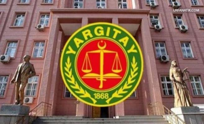 Urfa Dâhil 17 Baronun Açıklamalarına Yargıtay'dan Tepki