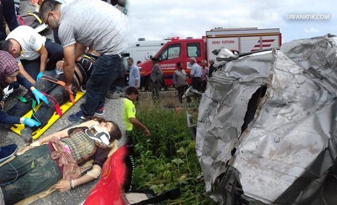 Katliam Gibi Kaza: 7 Ölü Çok Sayıda Yaralı Var!