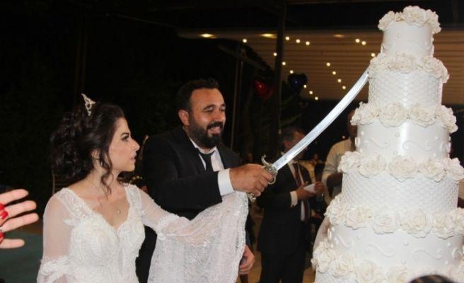 Gazeteci Ferdi Durdu'nun mutlu günü