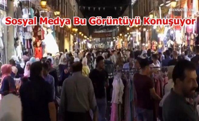 Burası Beyoğlu Değil Suriye Sokakları!