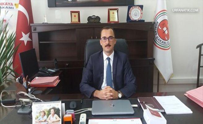 Urfa Eski Cumhuriyet Başsavcısı Eskiler Görevine Başladı