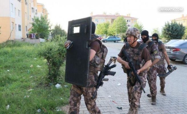 Viranşehir'de Terör Operasyonu 3 Gözaltı