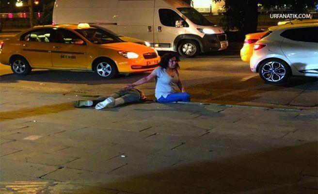 Sokak Ortasındaki Tartışma Kanlı Bitti..