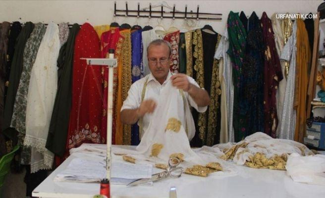 """Suruçluların Suriyeli """"Öğretmen"""" Terzisi"""