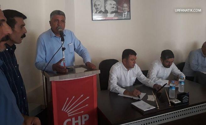 CHP İlçe Başkanına Silahlı Saldırı!