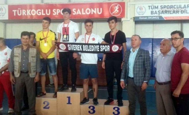 Siverek Belediye Spor Kulübünden Büyük Başarı
