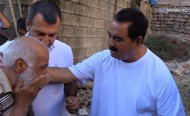 İbrahim Tatlıses, Gözyaşlarına Boğuldu!