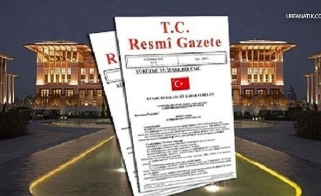 Jandarma Genel Komutanlığı'na Dair Atama Kararı Resmi Gazete 'de