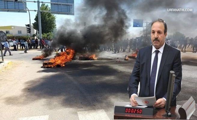 Vekil Özcan'dan Harranlı Çiftçiler Hakkında Flaş Açıklama