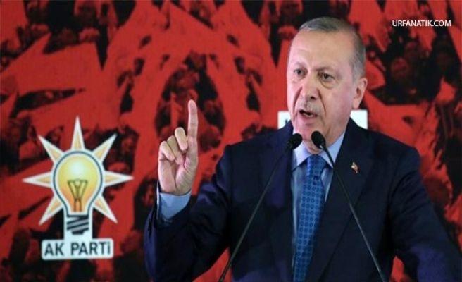 """Davutoğlu'nun """"Defterler"""" Çıkışına Erdoğan'dan Rest!"""