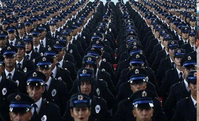 Resmi Açıklama Geldi: 2 Bin 500 Polis Adayı Alınacak!