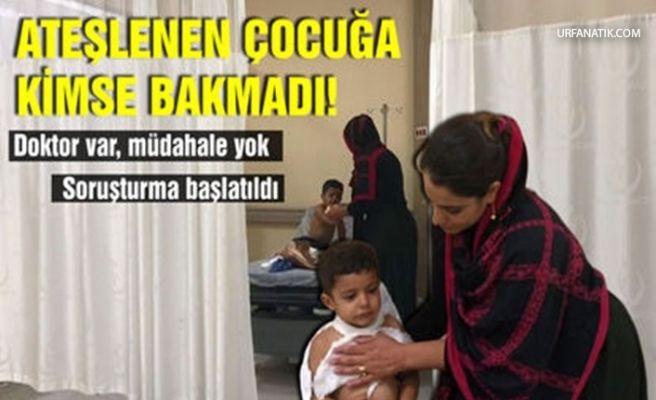 Suruç Devlet Hastanesinde Akılalmaz İddia