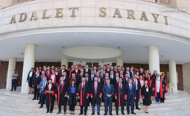 2019-2020 Adli Yılı Törenle Başladı