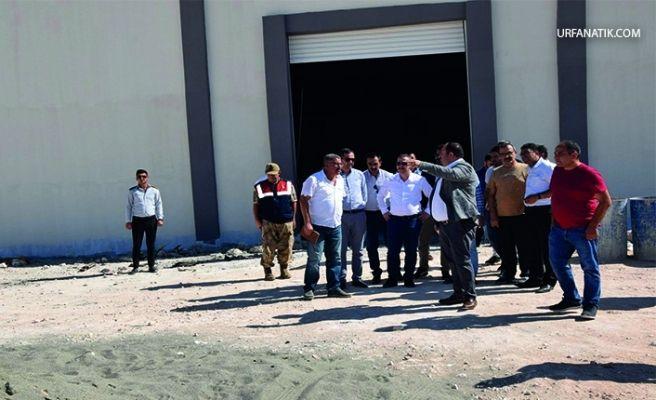 Viranşehir'de 600 Kişiye İş İmkanı