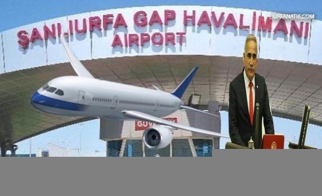 Vekil Aydınlık Urfa-KKTC Uçak Seferlerini TBMM'ye Sundu