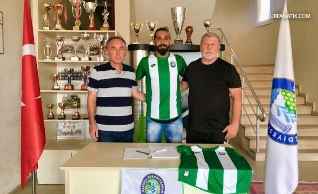 Urfaspor'dan Salihli Belediyespor'a Transfer oldu