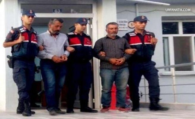 Şanlıurfa'da Katil Kardeşler 2 Yıl Sonra Yakalandı