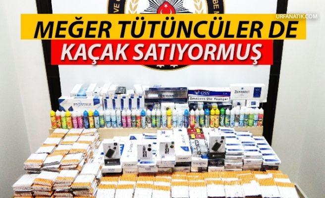Tütüncülere Türkiye Genelinde Şok Baskın